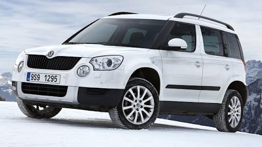 skoda yeti1 650x365 Skoda Yeti model 2012 is perfect for off road terrain!