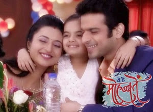 Yeh Hai Mohabbatein Star Plus
