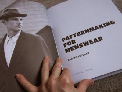 pattern making for menswear pdf