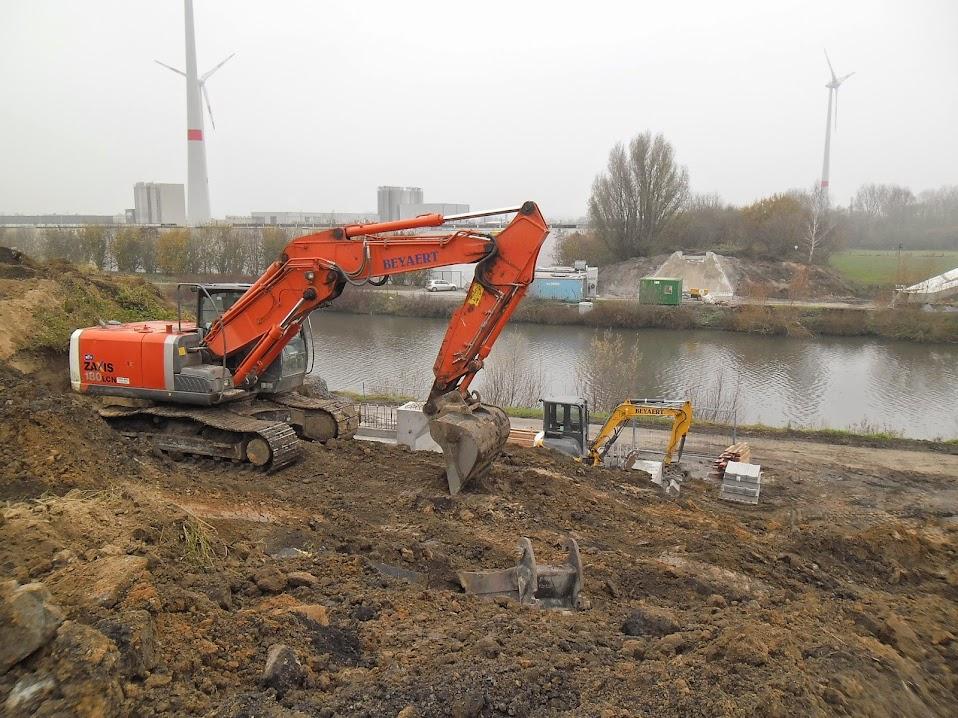 L085 Avelgem - Spiere (Trimaarzate) pour discuter des travaux de renouvellement (L85) Waregem%2B-%2B%2BAvelgem%2B-%2BKluisberg%2B073