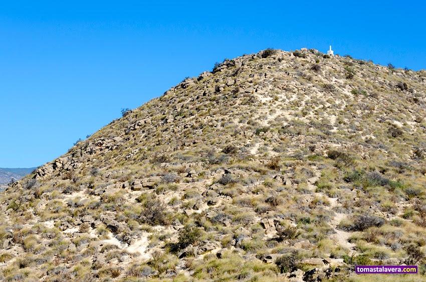 Nikon D5100, 55-200 mm, Paisajes, Montañas, Llomes de Reixes, El Campello, Vértice geodésico,