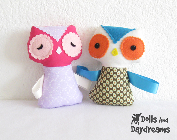Dolls And Daydreams Doll And Softie Pdf Sewing Patterns Giveaway