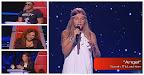 Carolina Leite REBENTA A ESCALA Cantando «Angel» Na Estreia Do The Voice Kids Portugal