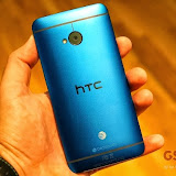 Best Buy Blue HTC One @ Lampung Bridge
