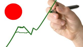 Рост японской экономики после землетрясения