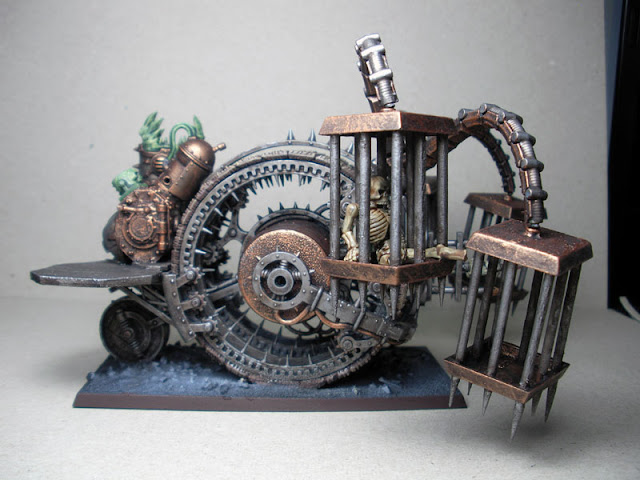 chaos - Black Dwarfs Engine of chaos SANY0752