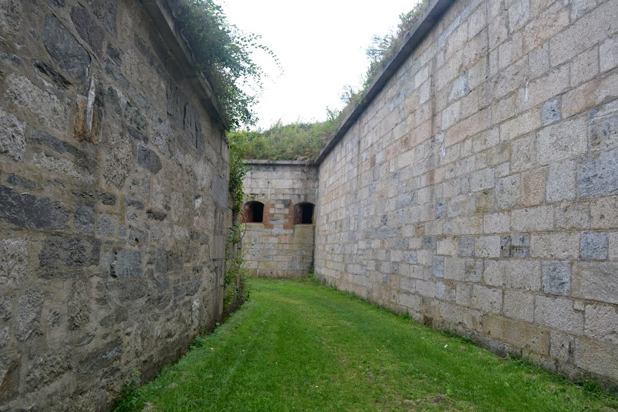 Форт Адамс, Род-Айленд (Fort Adams, RI)