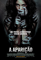 Resenha e cartaz do filme A Aparição (The Apparition), de Todd Lincoln