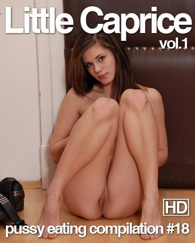 Caprice blog little Little Caprice