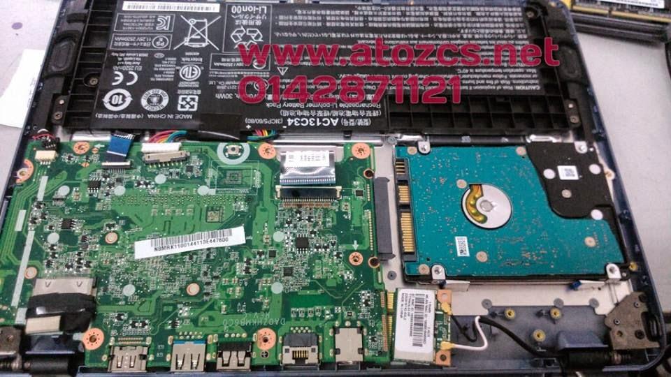 aspire e 11 memory upgrade