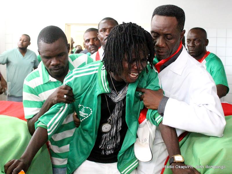 RDC: trois footballeurs du DCMP sont morts dans un accident de circulation à Kinshasa IMG_0264