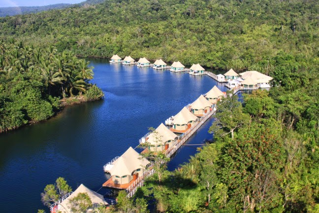 4 Rivers Floating Lodge, Koh Kong, Cambodia