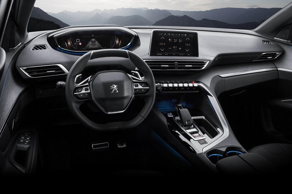 Peugeot 3008 AT