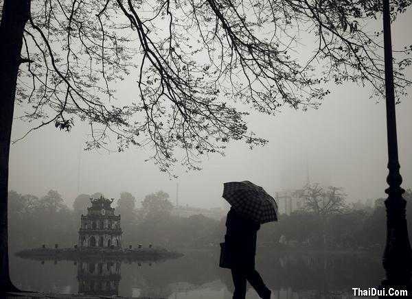 thơ tâm trạng Hà Nội mùa đông