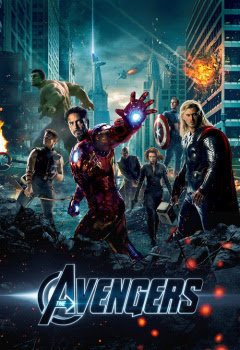 The Avengers (2012) ดิ อเวนเจอร์ ภาค 1 HD [พากย์ไทย]