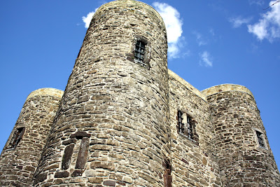 Ypres Tower in Rye