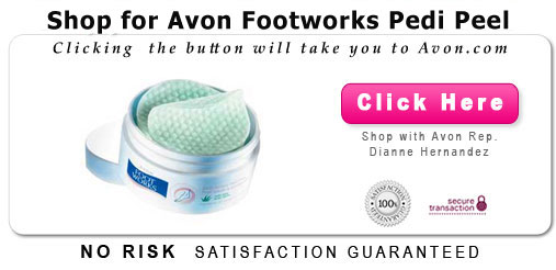 Avon Footworks Pedi Peel