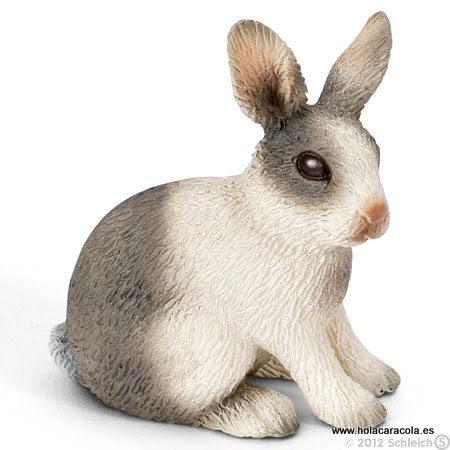 Schleich® 13673 Conejo Sentado