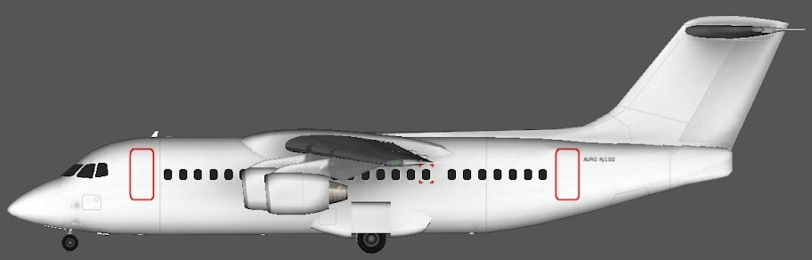 British Aerospace BAe-146 Series (100, 200 and RJ) Selection_031
