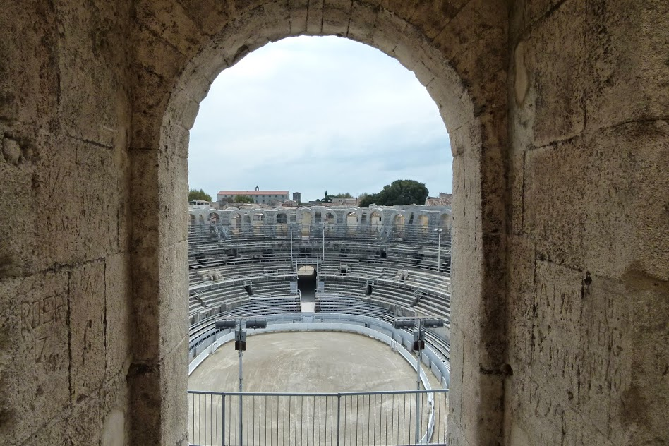 Arènes d'Arles4