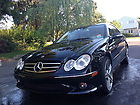 2007 Mercedes-Benz CLK550 V8 Coupe 2-Door 5.5L