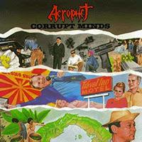 Acrophet - Corrupt Minds recenzja okładka review cover