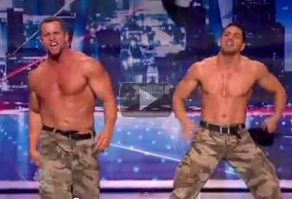 The Salvage Men - America's Got Talent 2012
