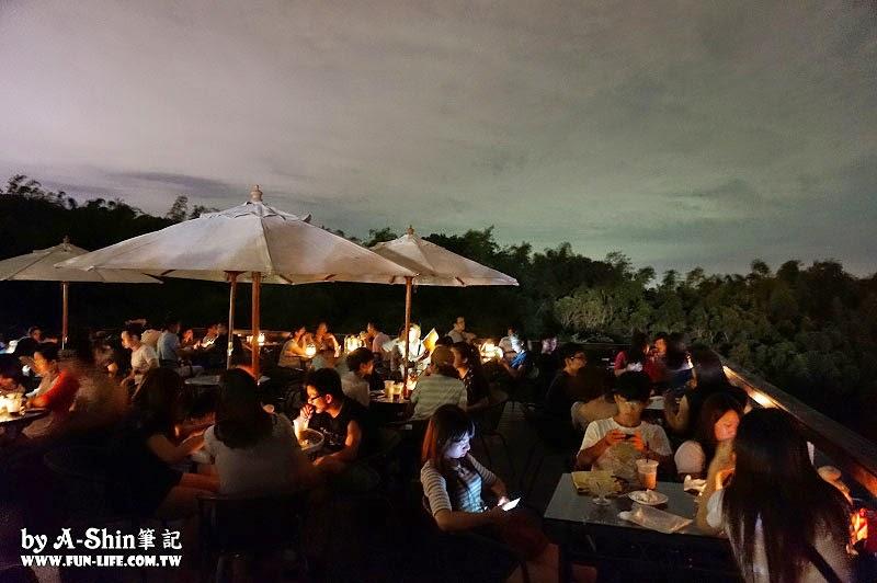DSC00477 - MITAKA 3e CAFE|賞夜景去,讓我帶著妳到這MITAKA 3e CAFE談心好嗎?