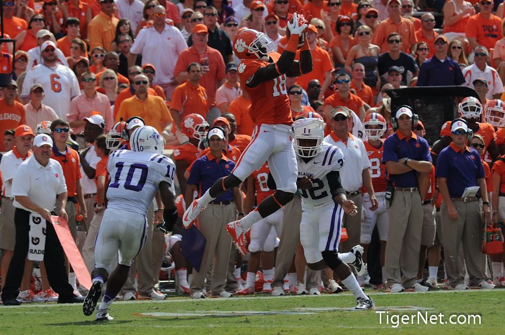 Clemson vs. Furman Photos - 2012, Football, Furman, Jaron Brown