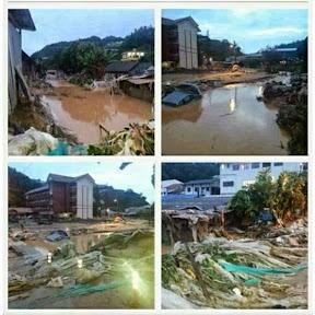 Terkini! Banjir lumpur di cameroon highland, 2 mati!