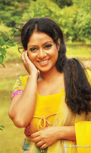 Bangladeshi Actress Shabnur