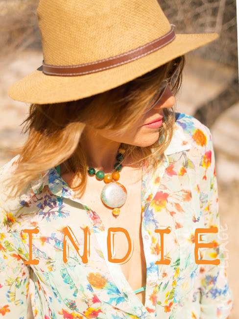 "Look playero ""Indie"""