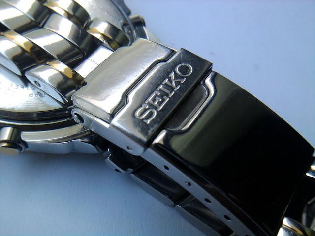 9d1cfd795bb Recebi hoje.... Seiko Chrono-Alarm ...