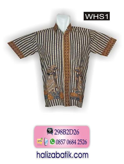 model baju batik modern, desain batik modern, atasan batik