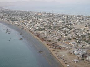 View of Gwadar City