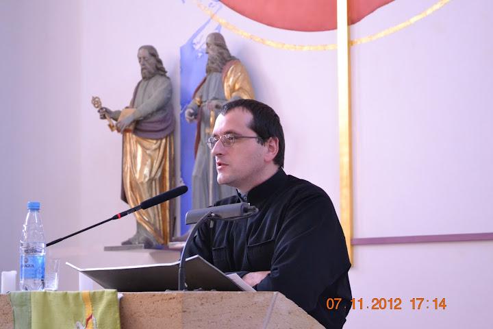 Историк из Украинского католического университета о. Тарас Бублик
