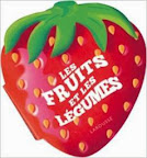 les fruits et les légumes imagier