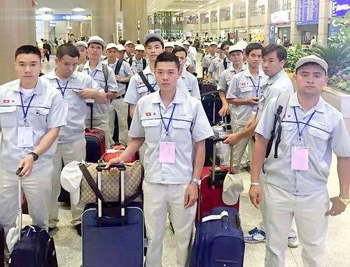 Sẽ bố trí công an làm giám thị phòng thi tiếng Hàn tuyển lao động