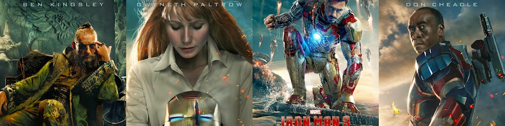 2013 Disney Movies: Marvel's Iron Man 3