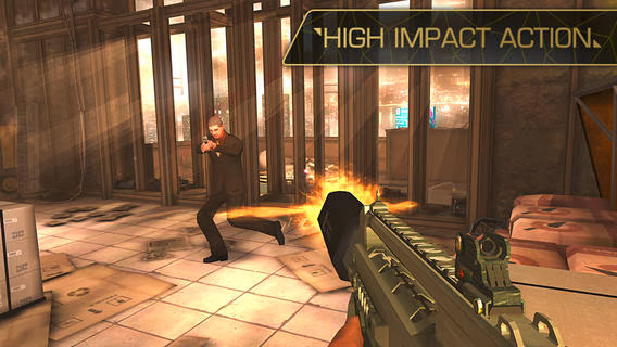 Deus Ex: The Fall v1.0.5