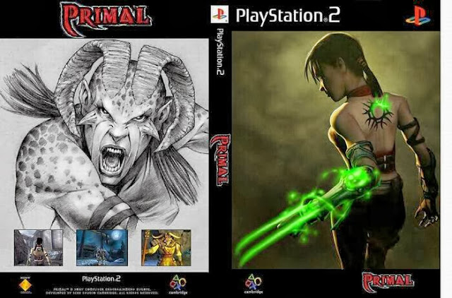 PRIMAL Sony