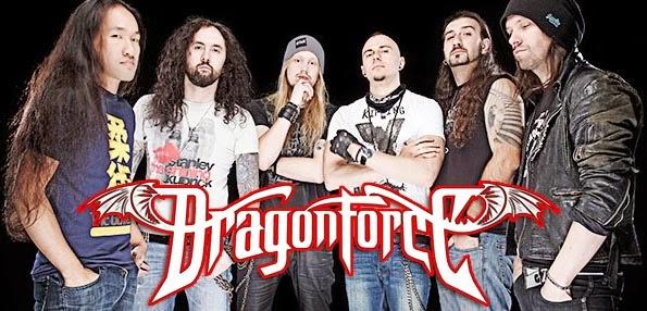 DragonForce Siap Gelar Konser di Jakarta dan Surabaya, Pekan Ini