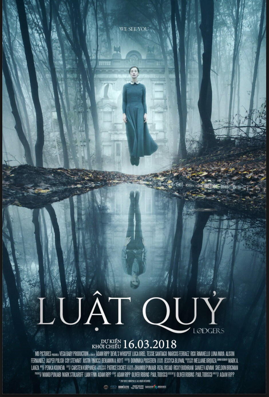 Luật Quỷ The Lodgers