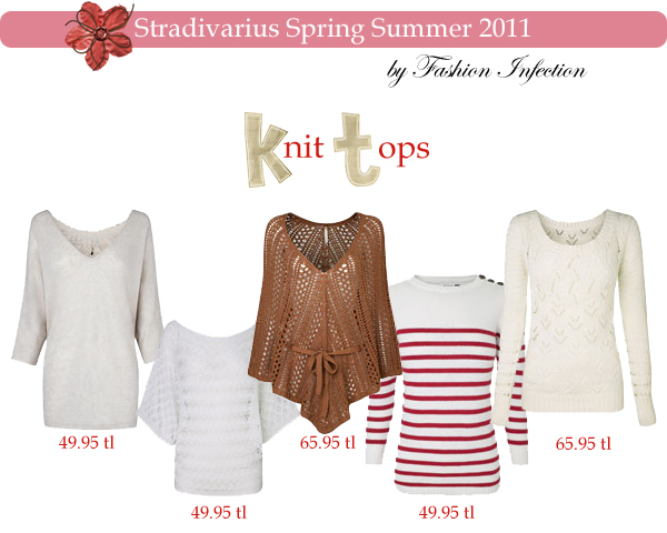 Fashion infection: Stradivarius Spring Summer 2011