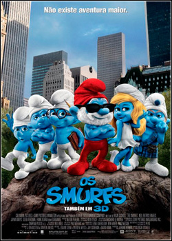 Download Os Smurfs AVI Dual Áudio RMVB Dublado