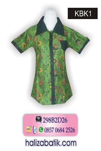 KBK1 Grosir Baju Batik, Gambar Baju Batik, Baju Batik Terbaru, KBK1