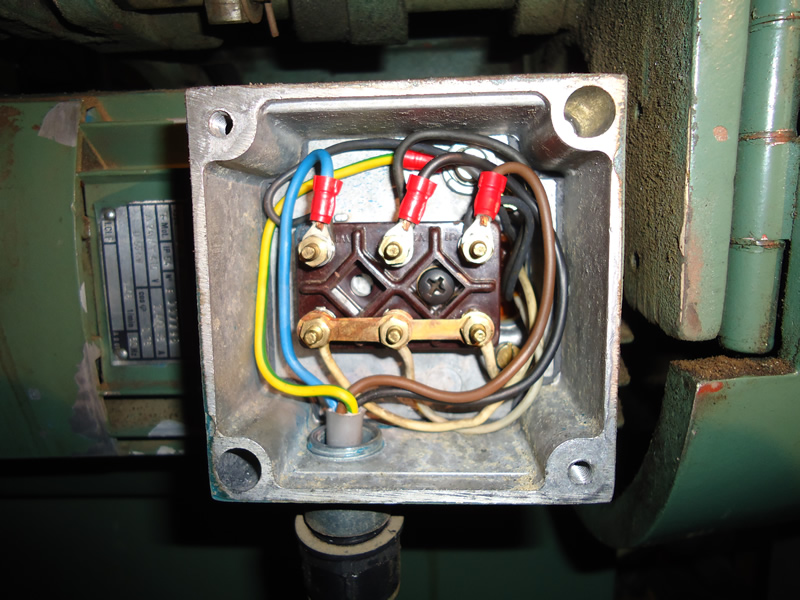 240v Single Phase To 415v 3 Phase Conversion