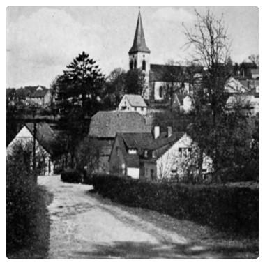 Ev. Kirche (Alexanderkirche).