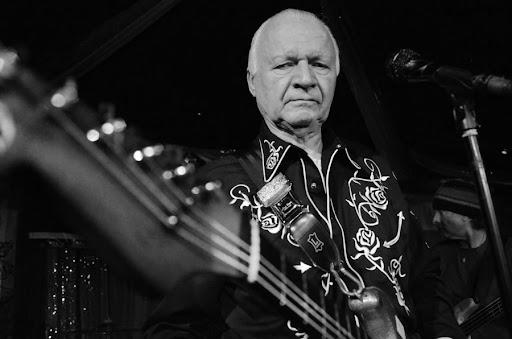 Dick Dale by Robby Campbell