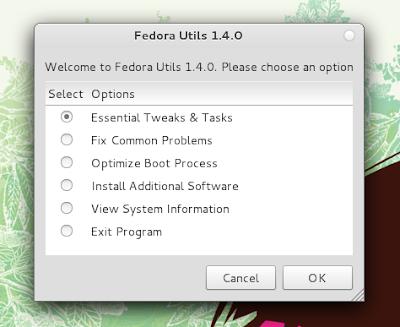 Fedora Utils
